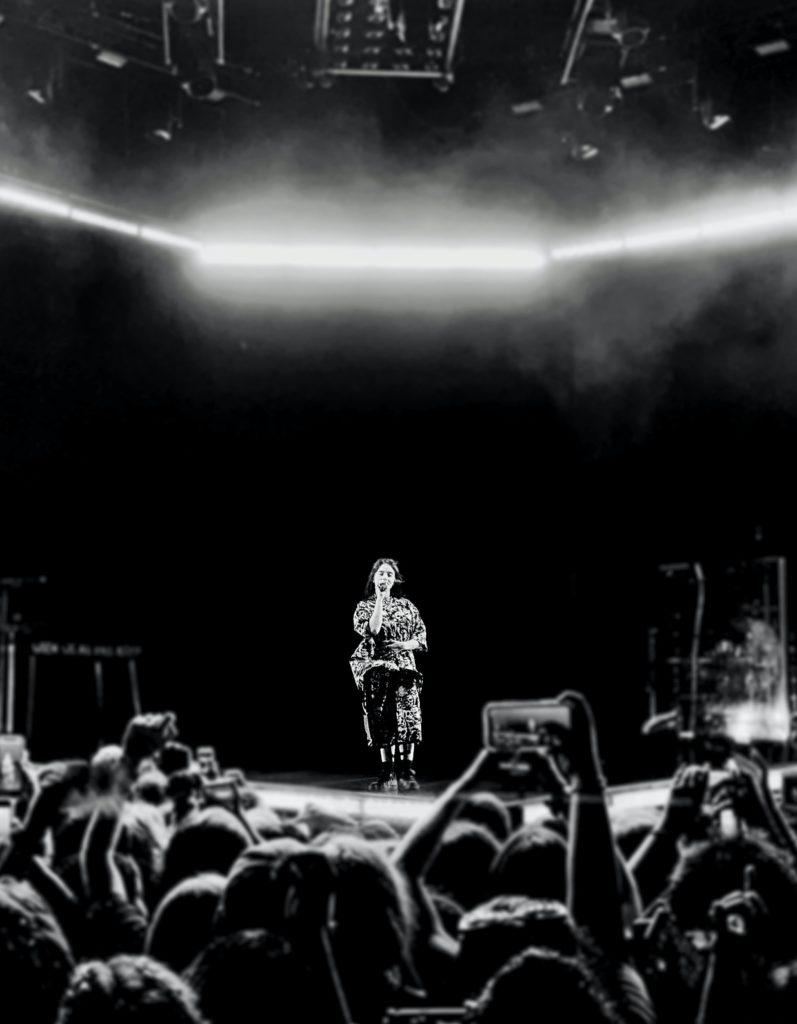 Billie Eilish Konzert